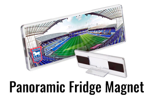Panoramic Fridge Magnet